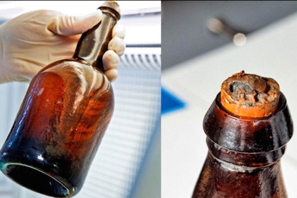 Kakav je ukus piva starog 170 godina?
