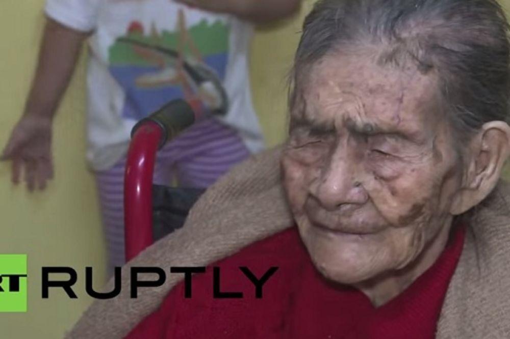 STARIJA I OD PANTELIJE: Meksikanka, najstarija žena na svetu, preminula u 127. godini