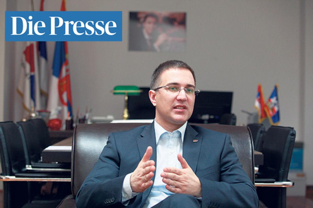 Stefanović: Srbija spremna da kazni sve odgovorne za ratne zločine!