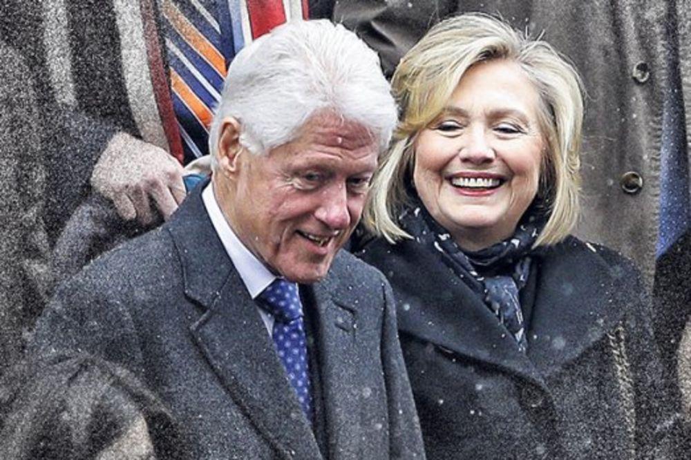 TAJANSTVENE SMRTI: Bil i Hilari Klinton su naručili 34 likvidacije?