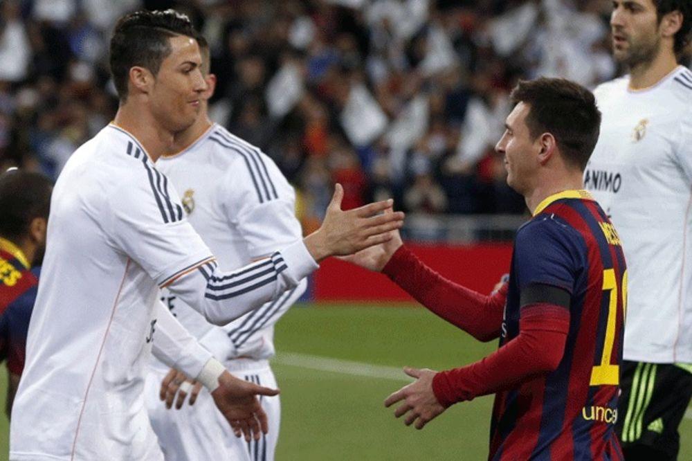 UEFA RAZMIŠLJA O OL STAR MEČU: Mesi, Ronaldo, Nejmar i Ibra u istom timu?