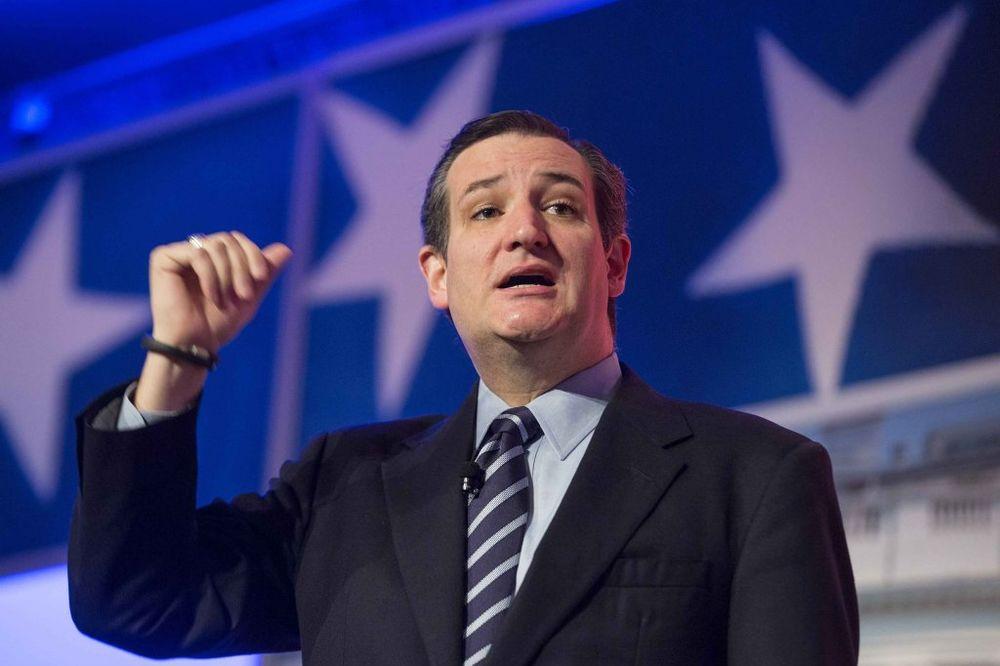 (VIDEO) NA TVITERU OTVORIO PREDSEDNIČKU TRKU: Jastreb Ted Kruz kandidat za šefa Bele kuće