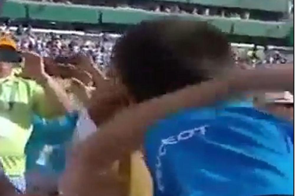 (VIDEO) POLJUBAC ZA TITULU: Pogledajte kako je Noletova Jelena ispratila finale u Indijan Velsu