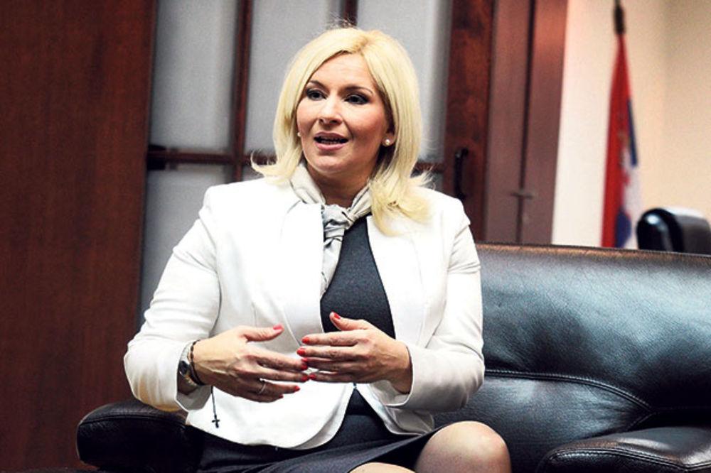 SLUČAJ ČAJETINA Mihajlovićeva: Danas ššaljem dokaze policiji
