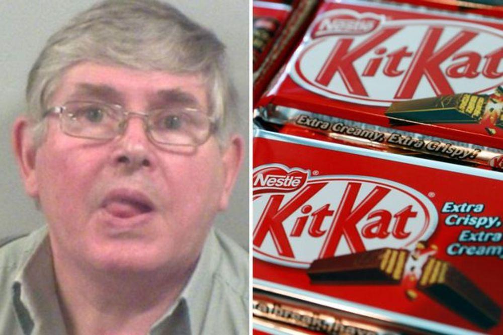 NEVIĐENI LOPOVLUK: Deka iz firme iznosio novac u omotima od čokolade, a onda je nagrabusio!