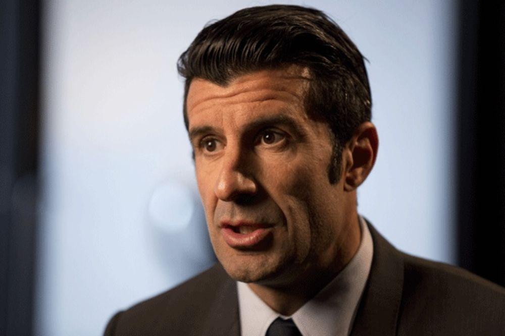 FIFA: Figo odustao od trke za predsednika
