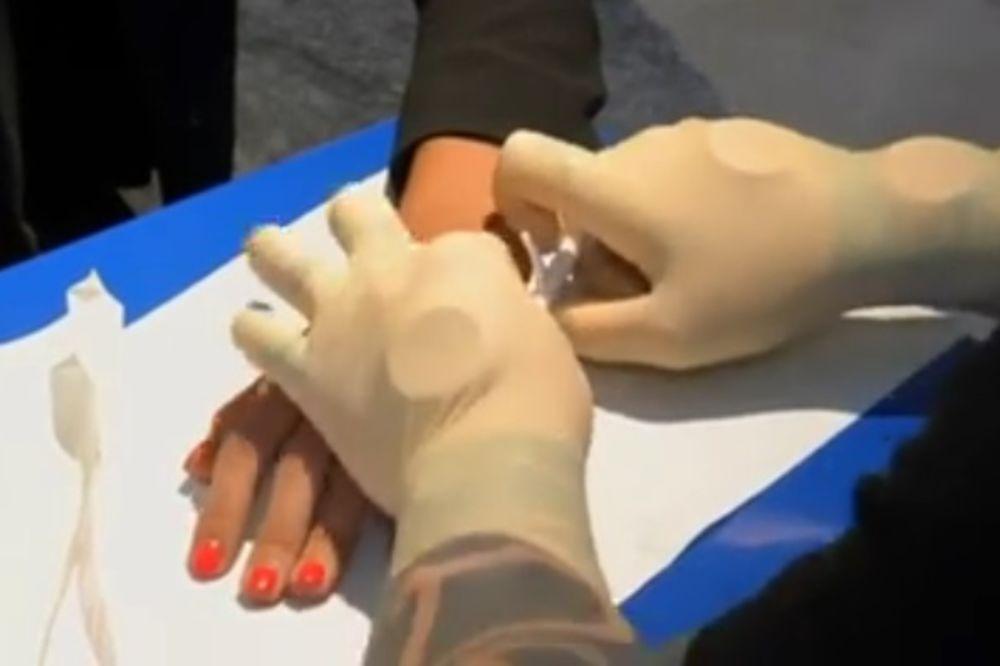 (VIDEO) SPREMITE SE: Ovako izgleda čipovanje ljudi