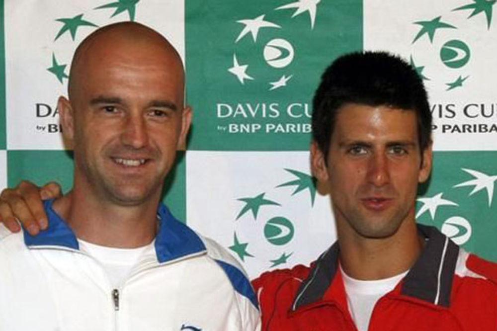 HRVAT OPLEO PO SRBINU Ljubičić: Novak igra dosadan tenis