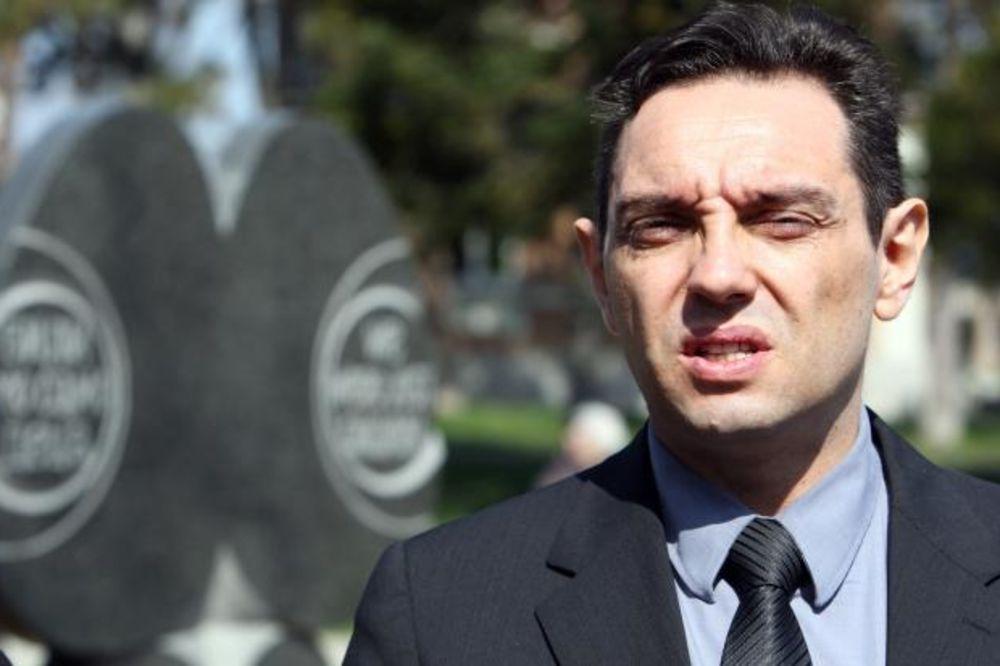 VULIN: Velika Albanija treba da plaši Evropu