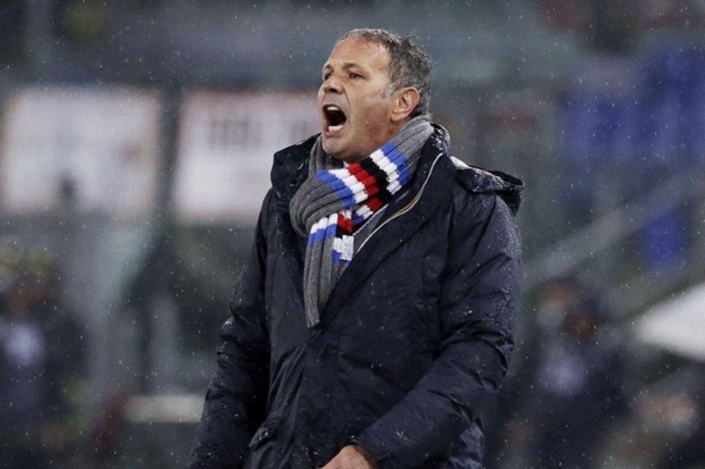 SINIŠA NA CENI: Mihajlović odbio Milan, hoće u Napoli