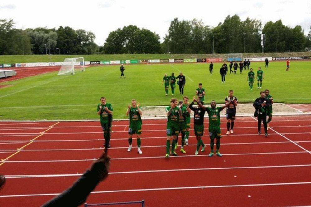 ŽIVOT PIŠE DRAME: Švedski fudbaleri propustili kobni let Džerman vingsa i izbegli smrt