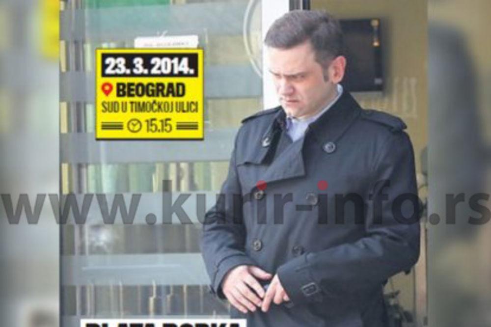 RUŠI VLADU, ŠETA PRADU: Borko Stefanović nosi cipele od 400 evra!