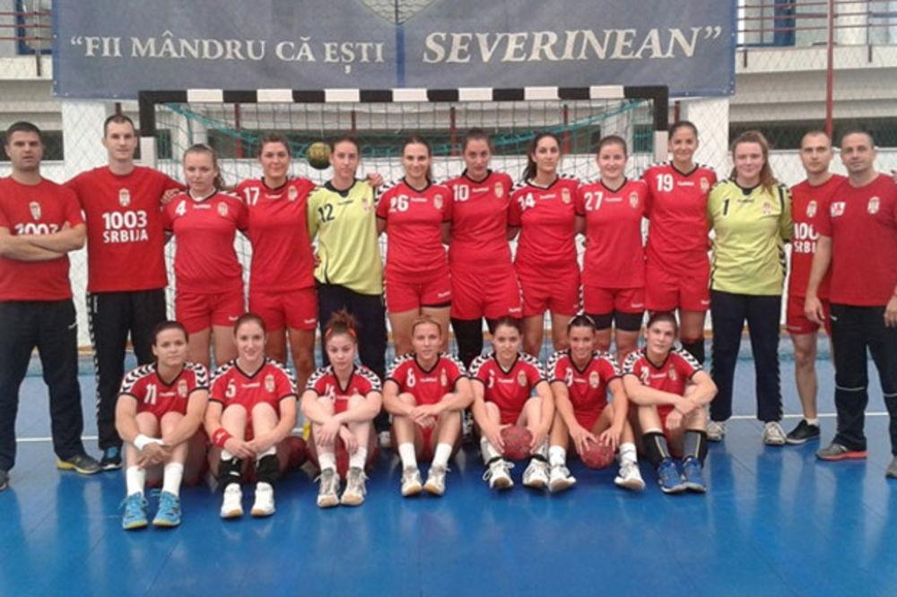 NIJE BILO IZLAZA: Juniorke Srbije moraju da igraju protiv Kosova, ali bez obeležja, zastave, himne
