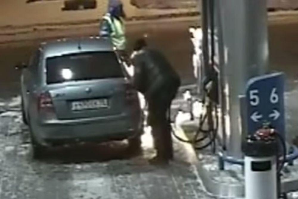 Incident na pumpi