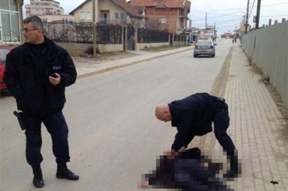 ROĐACI MU PUCALI U LEĐA: 7 metaka u policajca Gašija