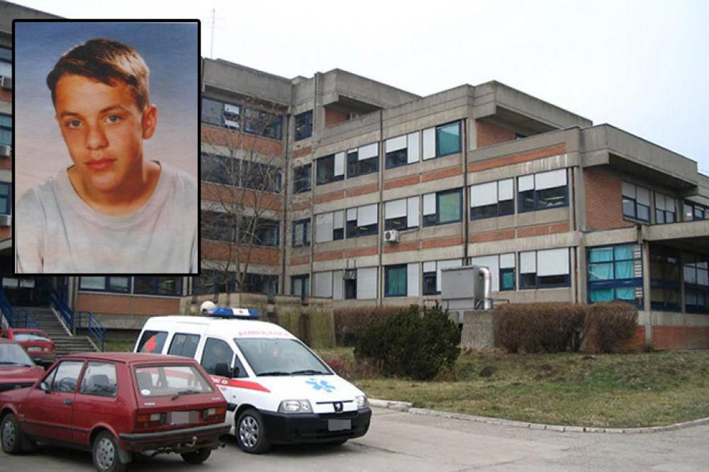 SMRT IZ NEHATA: Ubio druga noseći ga na ramenima