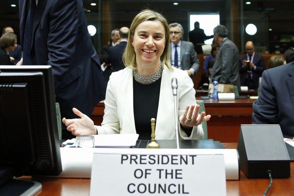 Mogerini: Znamo da Srbija i Kosovo ne mogu da normalizuju odnose preko noći