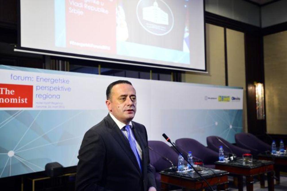 MINISTAR ANTIĆ: Srbija otvorena za energetske projekte u regionu