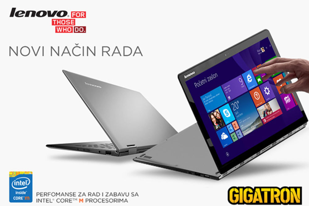 Najtanji hibridni laptop na svetu