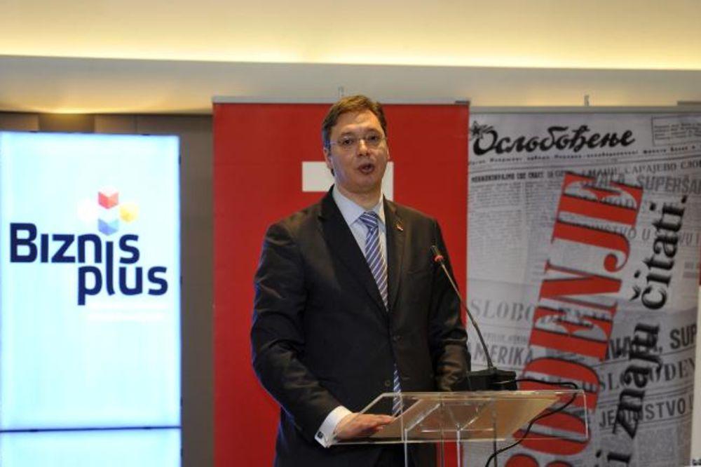 Vučić: Srbija je spremna da se otvori zemljama regiona