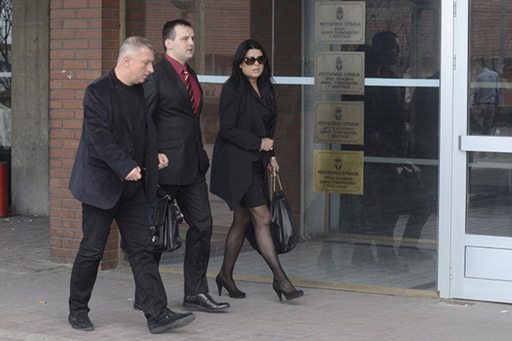 NASTAVLJENO SUĐENJE: Milićev tražio da se obrati porodici Jovanović, otac Luke nije dao