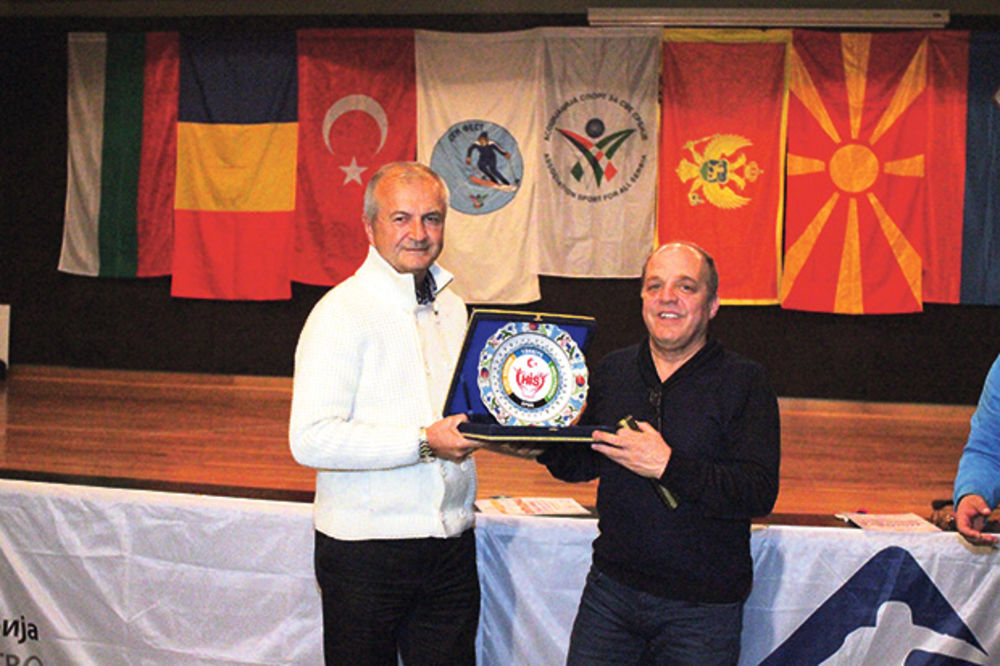 Priznanje Đeriću: Kopaonik ujedinio Balkan
