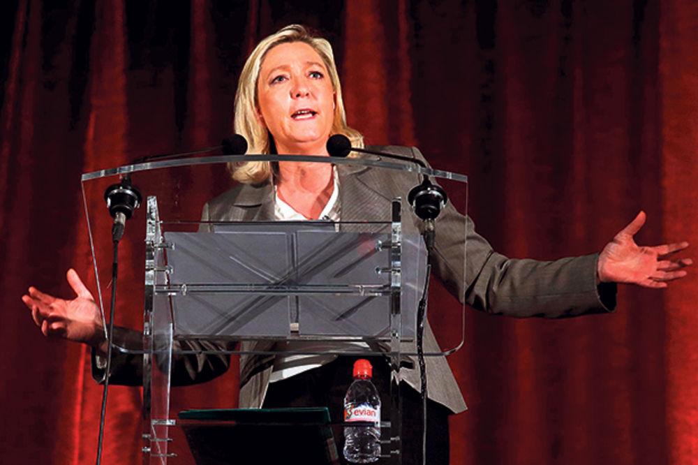 Marin le Pen: Posle moje pobede referendum o EU!