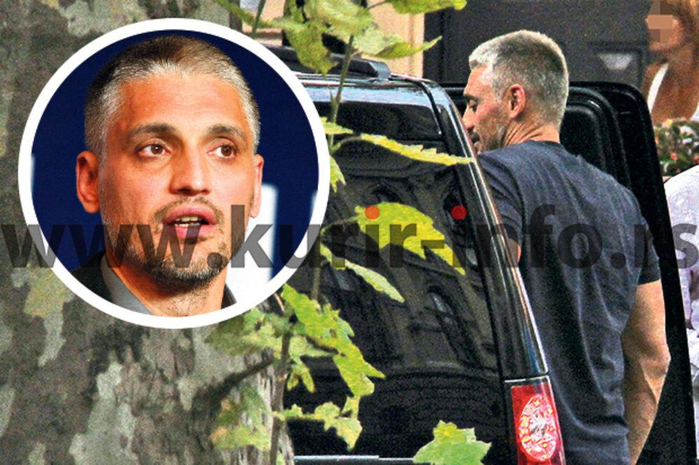 OPELJEŠEN: Čedi Jovanoviću ukrali 6.000 evra iz džipa