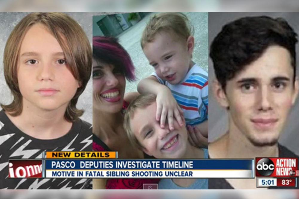 (VIDEO) POLICAJCIMA POZLILO OD OVOG ZLOČINA: Dečak (13) ubio brata (6) pa sebe zbog svađe oko hrane