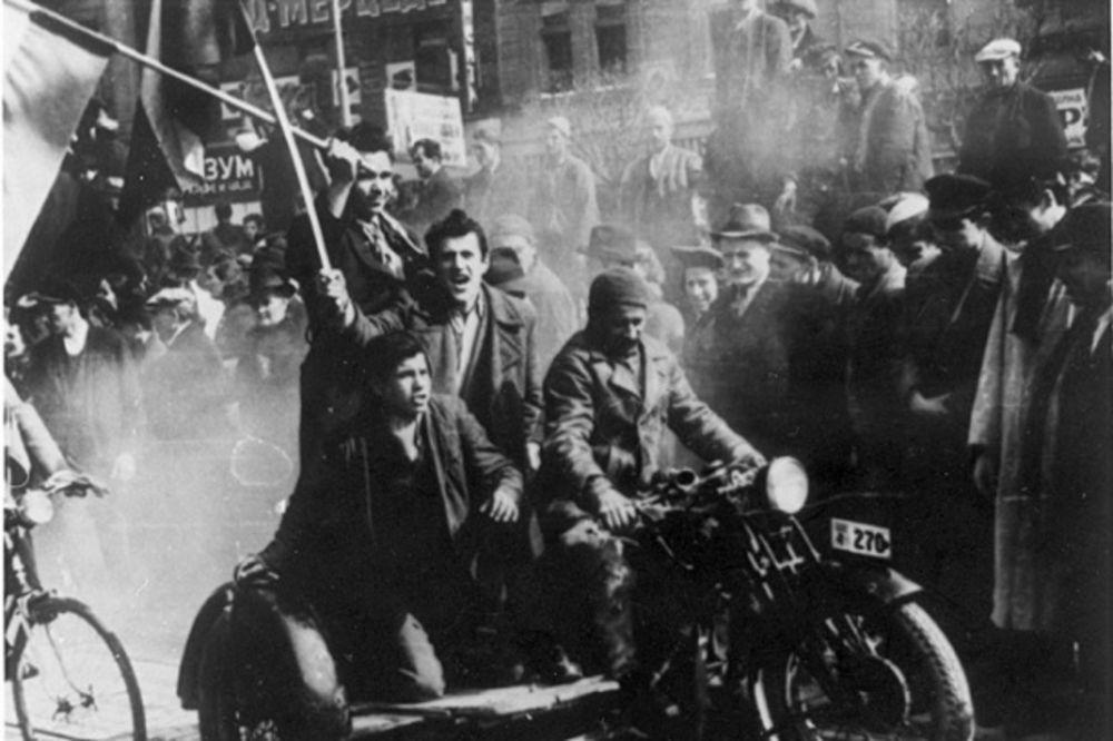 BOLJE RAT NEGO PAKT: Godišnjica velikih demonstracija 1941. godine