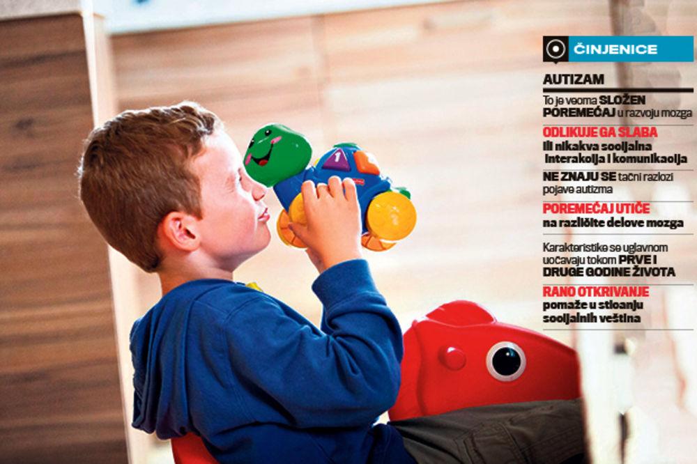 NEVEROVATNO OTKRIĆE: Antibiotici leče autizam?