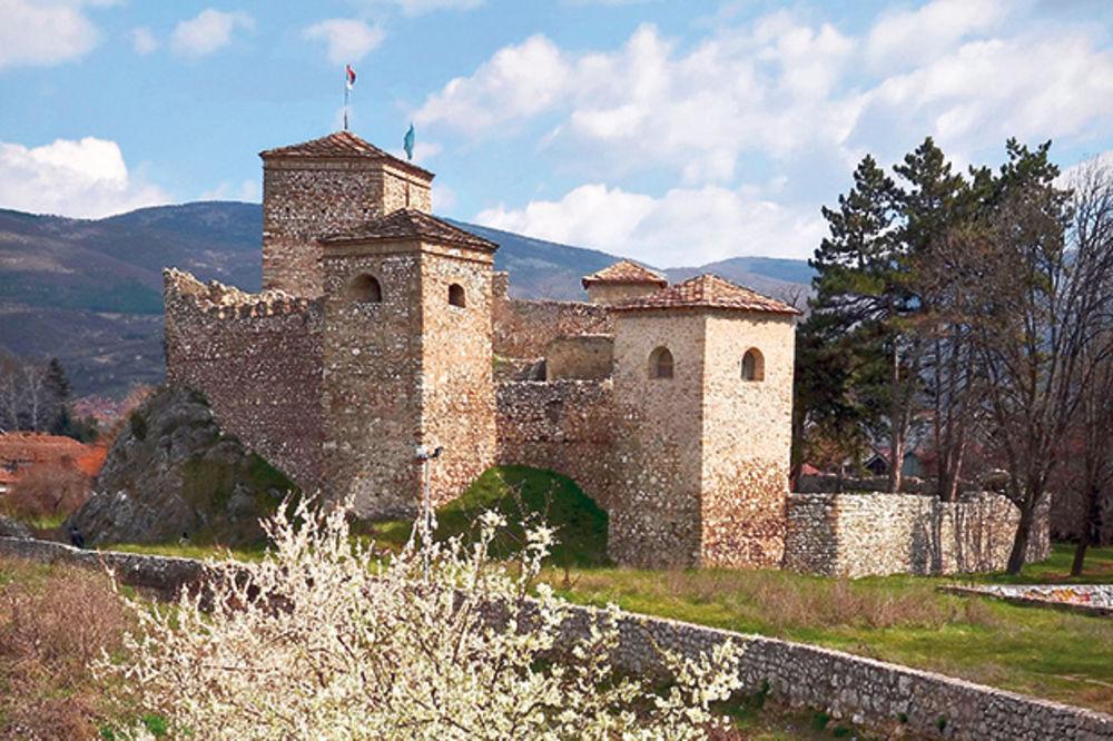 Pirot bio rimski tržni centar