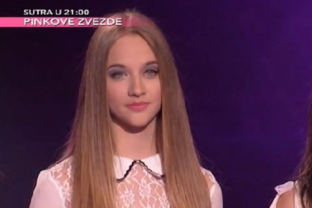 UŽIVO PINKOVE ZVEZDICE MILAN: Valentina je pokazala da je prava ženska zvezda
