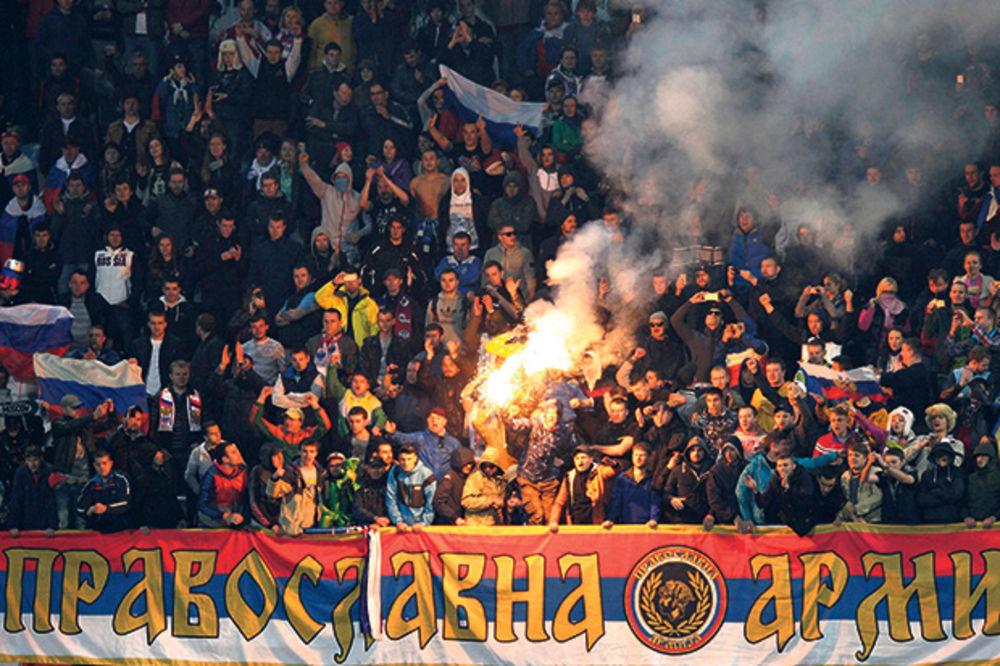 DEŽURNI KRIVCI: Crnogorci palili Ruse, krivicu svalili na Srbe