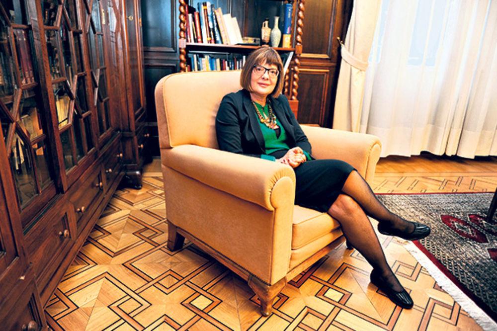 Maja Gojković: Ne umem da se hvalim kao Slavica Đukić Dejanović