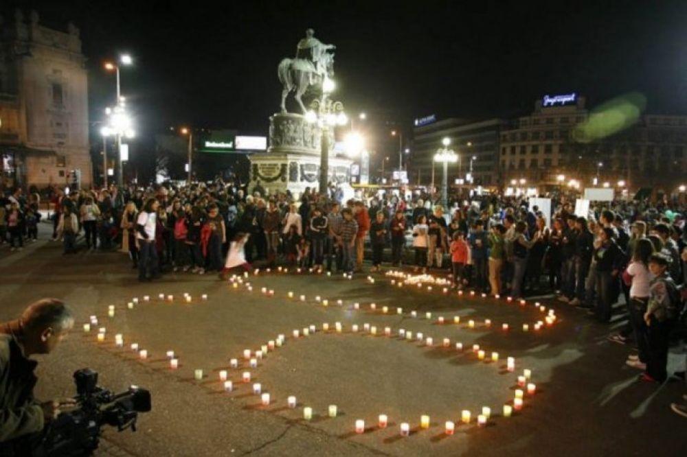 START ZA NAŠU PLANETU:  I u Beogradu svetla ugašena u 20.30 sati