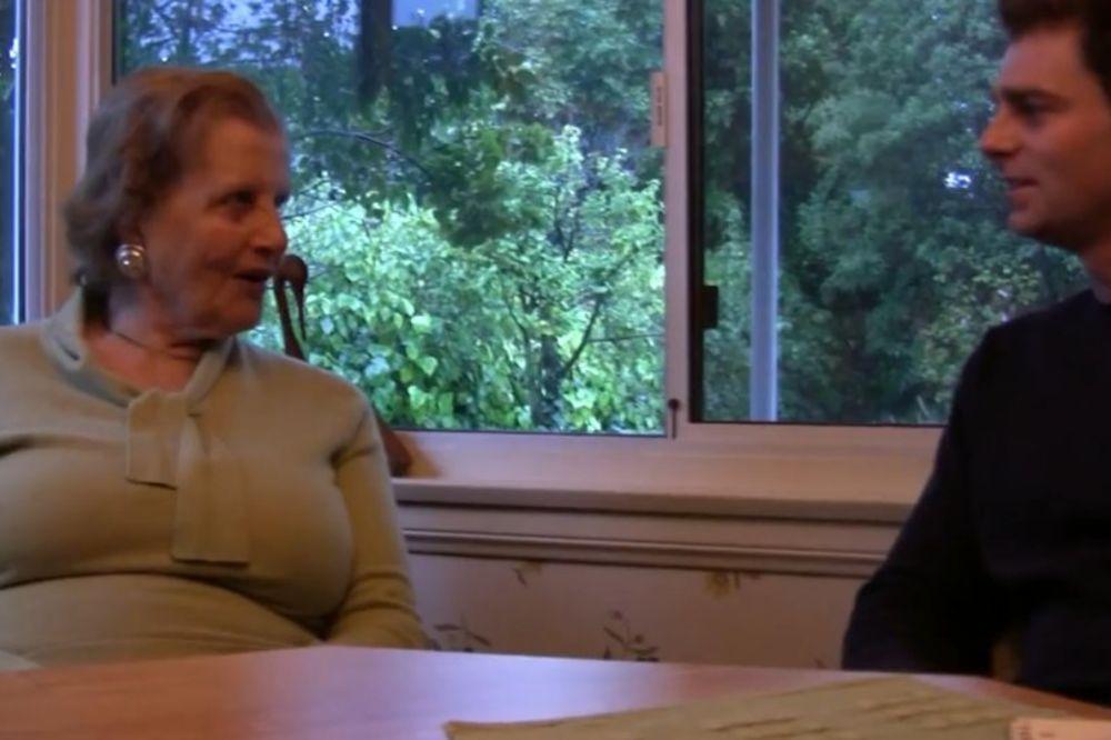 (VIDEO) LJUBAV NE ZNA ZA GODINE: Imao je 32 godine, a ona 92 kad su se upoznali i zaljubili!