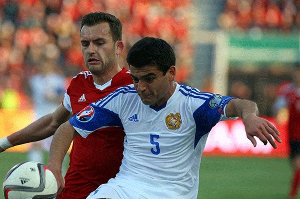 (VIDEO) PREOKRET ZA ČETIRI MINUTA: Albanci pobedili Jermeniju i popeli se na vrh tabele