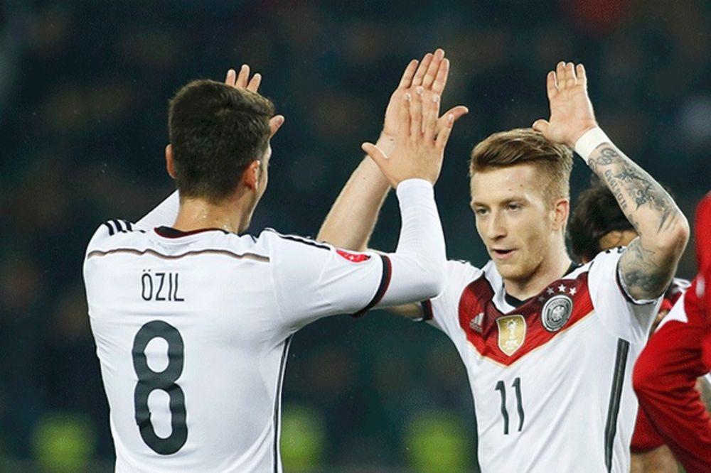 BLOG UŽIVO: Nemci pokorili Gruziju u kvalifikacijama za EURO 2016