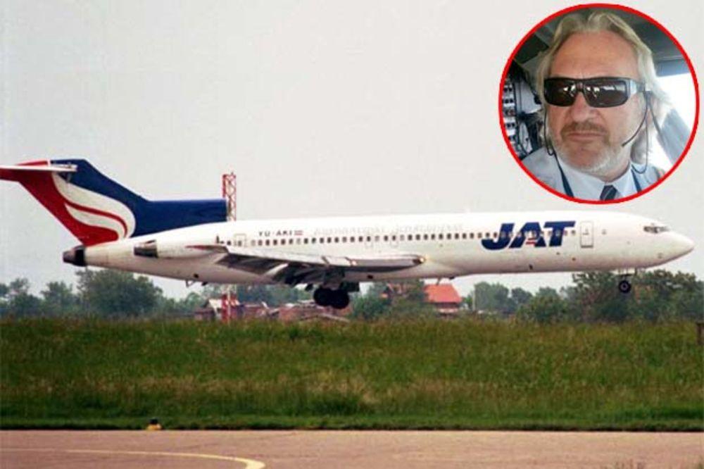LET KROZ KIŠU 200 NATO LOVACA: Piloti JAT-a herojski spasli avione 1999. godine!