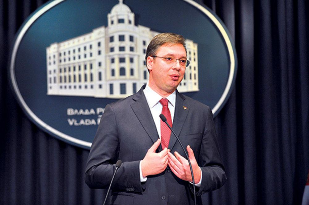 Vučić o otkazivanju mitinga: Neću da vraćam zemlju u devedesete