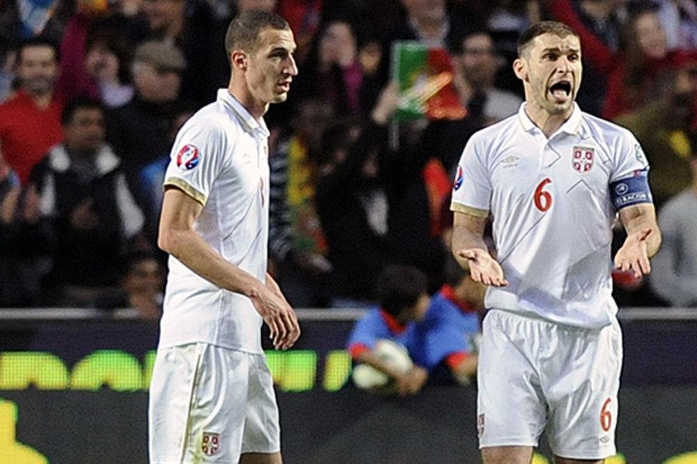 (FOTO) NEVEROVATAN GAF UEFA: Srbiji oduzeto šest bodova, na tabeli ima minus dva