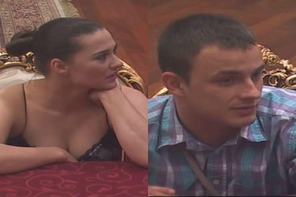 PAROVI IZBACIVANJE: Kuću napustili Cuca i Jasmin!