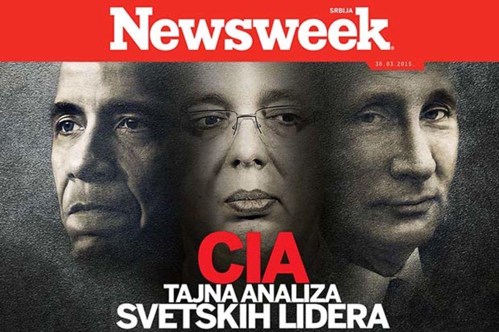NOVI NEWSWEEK: Bivši profajler CIA analizira svetske lidere - Žele popularnost, slavu i priznanje