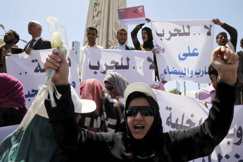 (VIDEO) PAKLENA NOĆ U PRESTONICI JEMENA: Sana bombardovana tokom noći i jutra