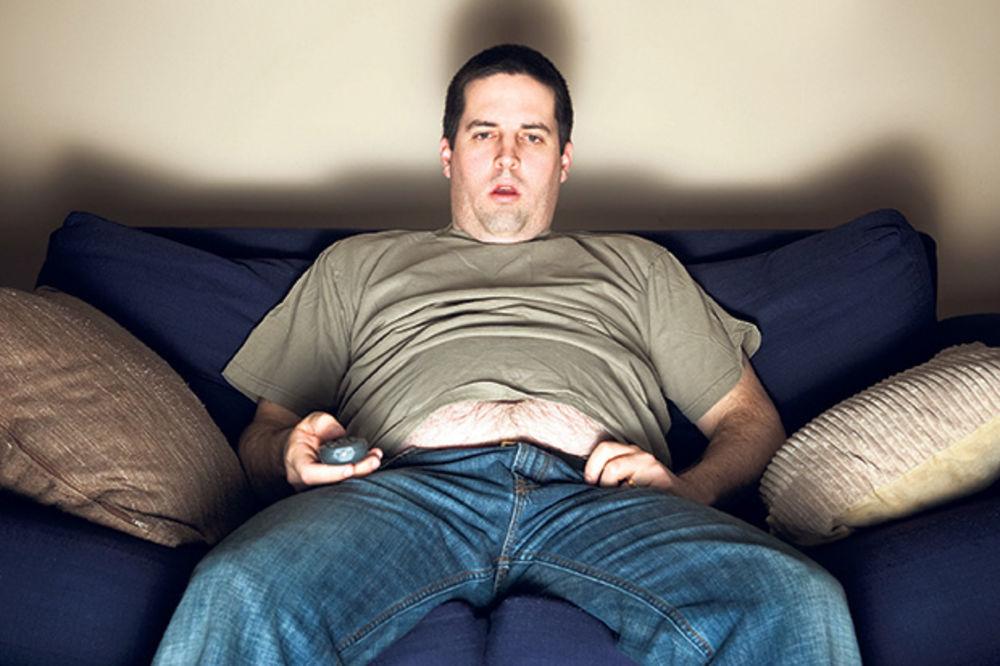 TESTIRAJTE SE: Pogubni lenjost, teška hrana, alkohol i cigarete
