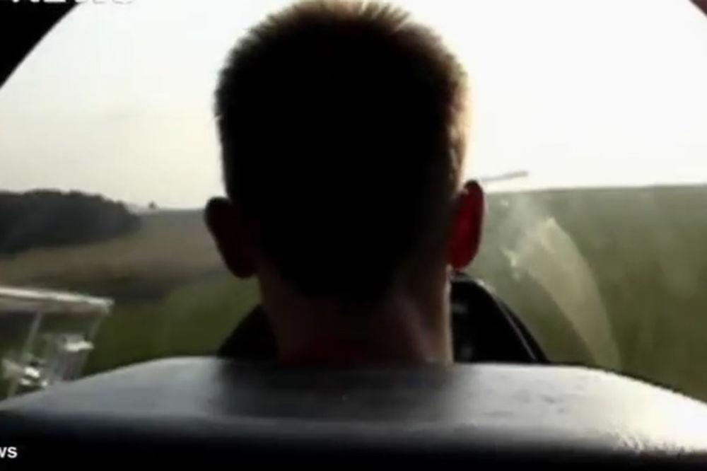 (VIDEO) PRVI SNIMCI LUBICOVE OBUKE: 5 dugih minuta putnici vrištali znajući da idu u smrt!