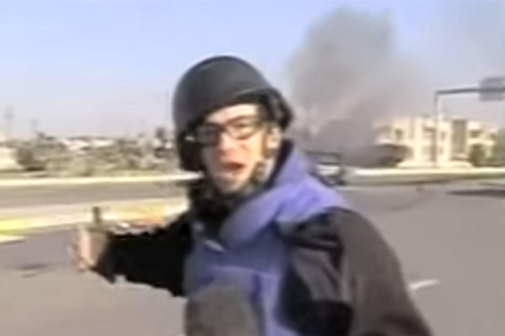 DIREKTOR AGENCIJE AP: Ubistvo novinara treba da bude proglašeno za ratni zločin!