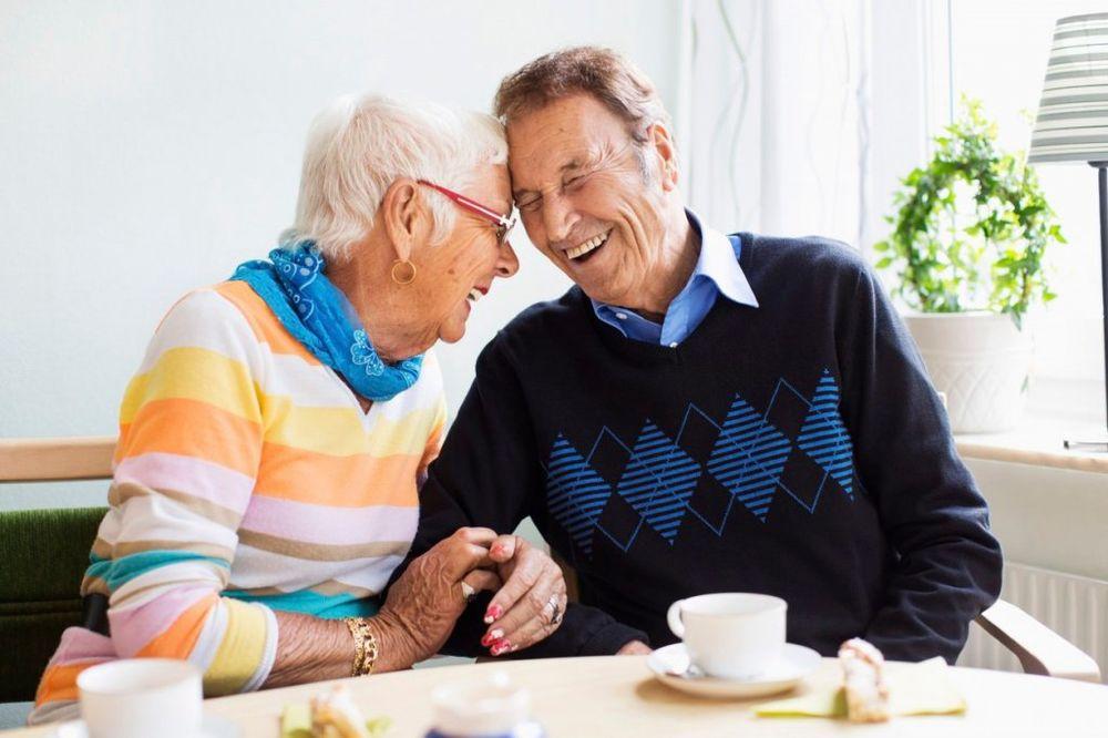 Kakvi ćete biti ti i tvoj partner kada ostarite?