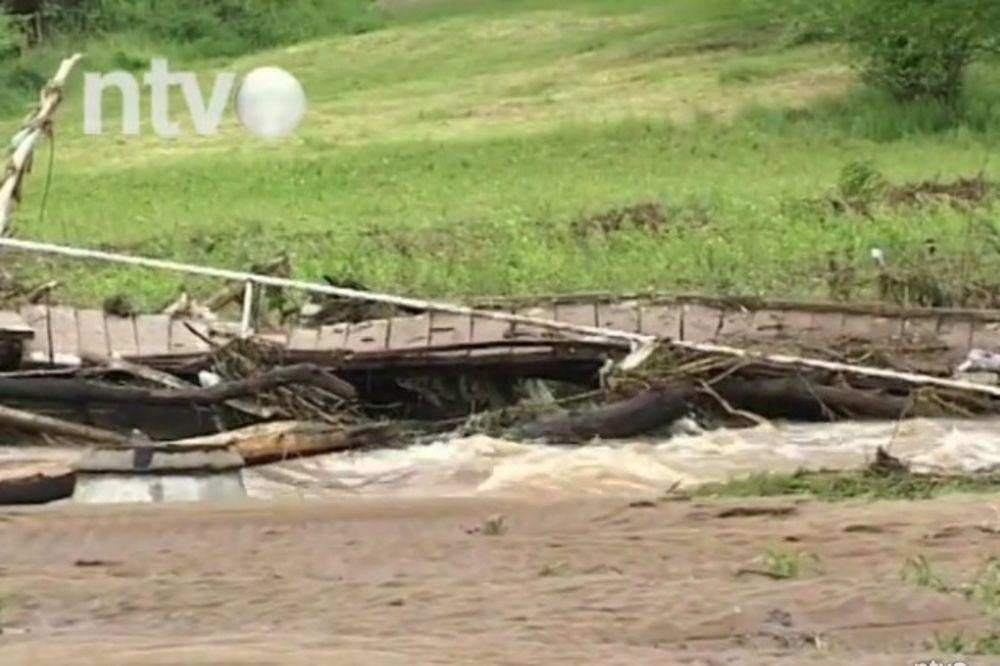 NIŠ BEZBEDAN: Nišava opala pola metra, poplave neće biti